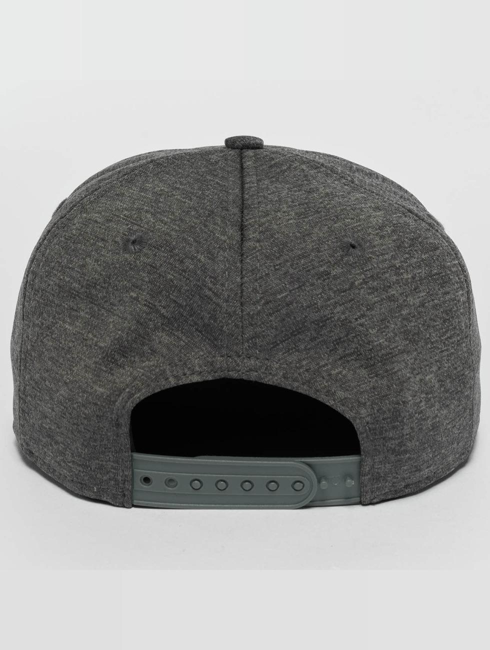 New Era Snapback Cap Concrete Jersey Batman 9Fifty gray