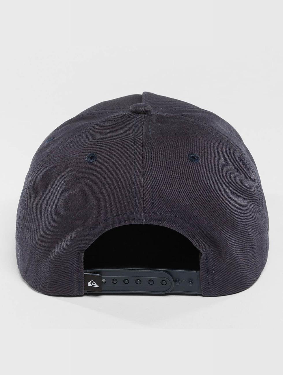 Quiksilver Snapback Cap Mouthy blue
