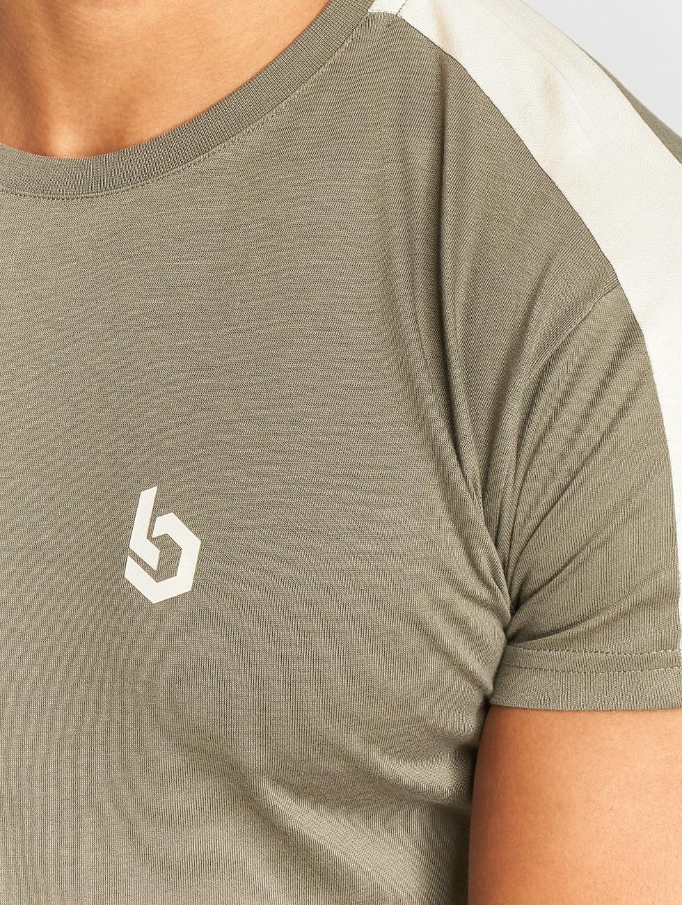 Beyond Limits T-Shirt Foundation khaki