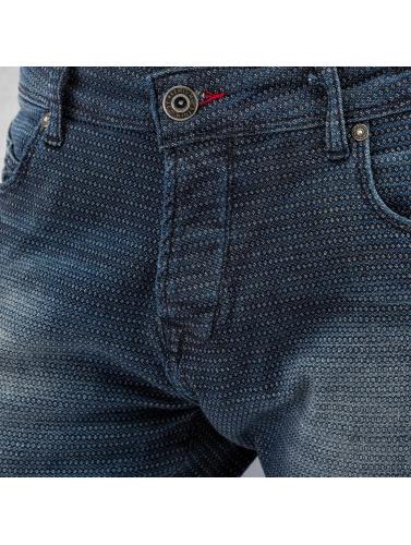 Hommes 2y En Forme De Skinny Jeans Bleu visite rabais acheter votre propre bGzIRP97