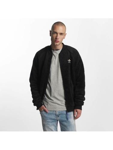 Adidas Originals Hombres Cardigans Pw Hu Randonnée Polaire En Noir