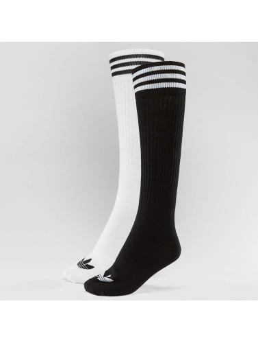 Adidas Originals Calcetines Genou De 2-pack Negro