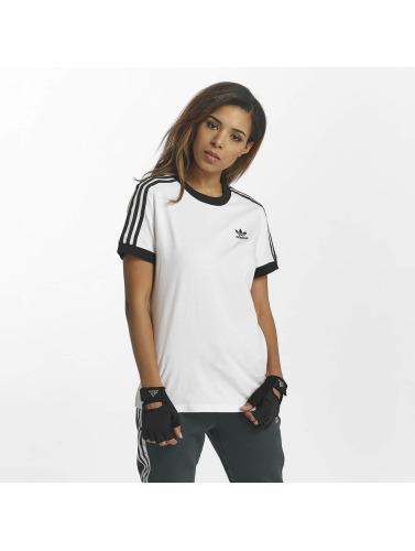 Adidas Originals Femmes 3 Stripes En Blanc escompte bonne vente ZAPBGhxE