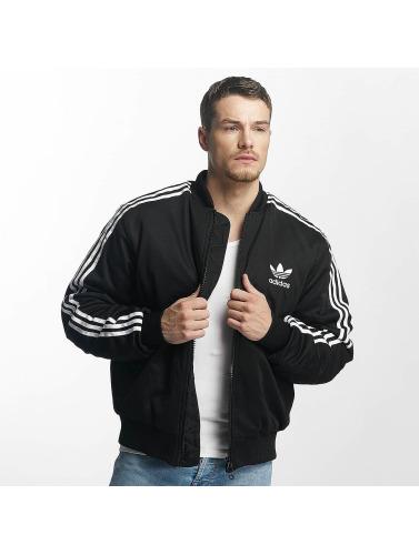 Adidas Originals Hommes Rembourré Veste Ma1 Entretiempo En Noir Mat