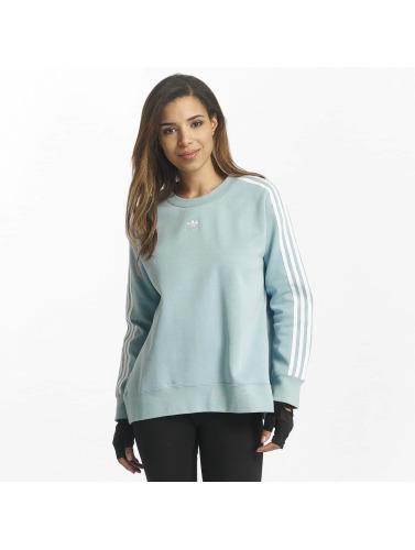Adidas Originals Jersey Mujeres 3 Bandes En Azul