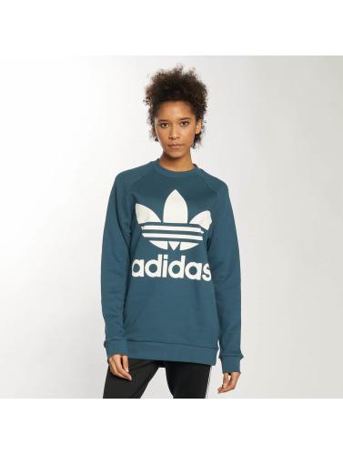 Adidas Originals Jersey Mujeres Surdimensionné En Azul