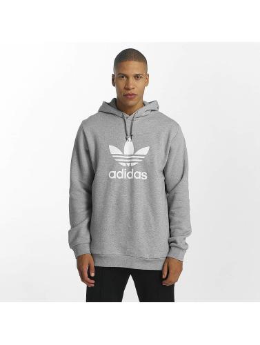 Adidas Originals Hommes Sweat-shirt Gris En Minette