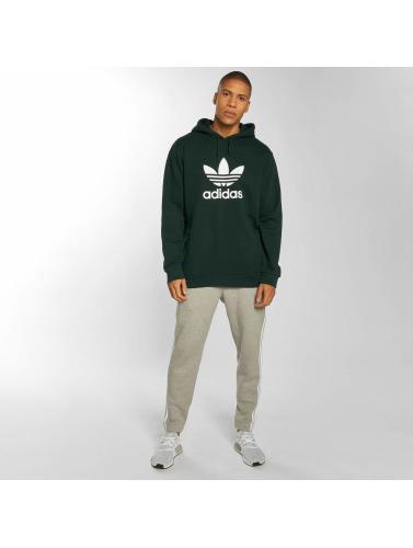 vente Adidas Originals Trefoil Hommes À Capuchon En Vert authentique Dépêchez-vous populaire en ligne OxGls8