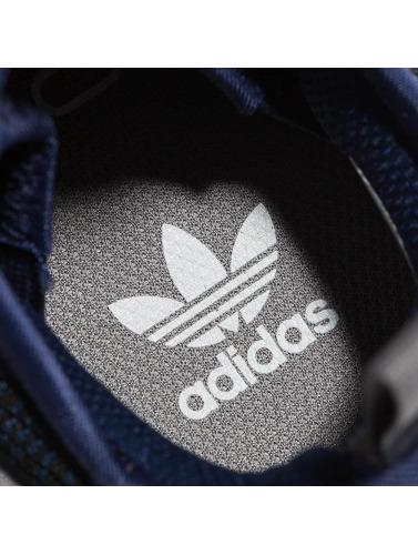 Baskets Adidas En Bleu J X_plr remises en vente 2015 nouvelle vente Orange 100% Original quUtD