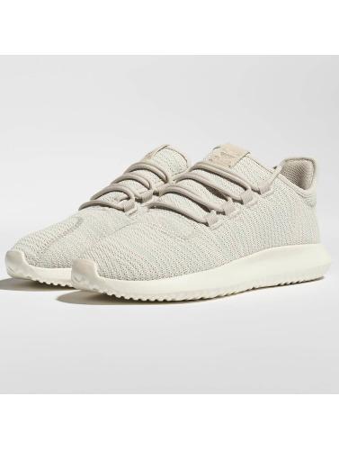 Adidas Originals Femmes Chaussures De Sport Ombre Tubulaire Beige