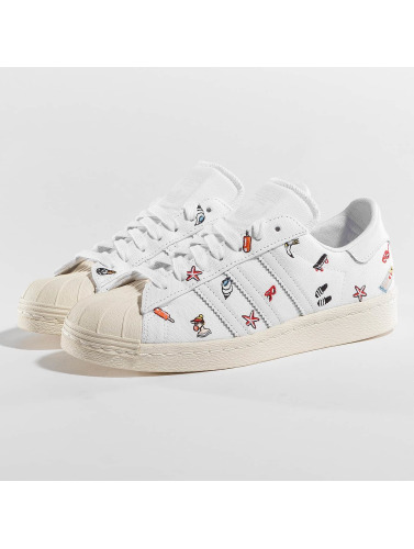 Femmes Blanc Baskets Ws Adidas Superstar Originals Des En Années 80 E7q7Fzxw ...