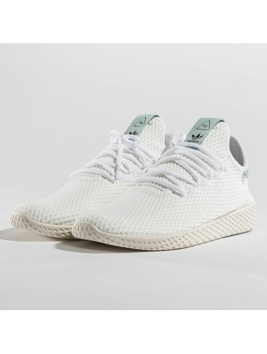 Adidas Originals Hommes Chaussures De Sport Pharrell Williams Tennis De Hu En Blanc