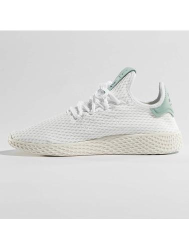 Chaussures Adidas Originals Pharrell Tennis Sport Williams Hu J En Blanc pas cher explorer Offre magasin rabais Livraison gratuite arrivée s8BRF