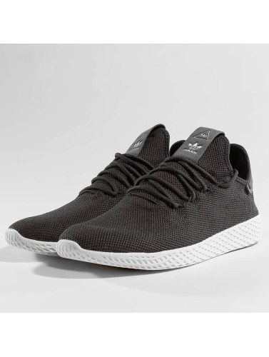 Adidas Baskets Originals Tennis De Pharrell Williams Hu En Gris