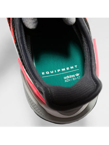 Adidas Originals Hommes Eqt Chaussures De Sport Dans Le Coussin Noir Adv vente nouvelle 2014 frais jeu fiable exclusif à vendre visite cZobxPp0