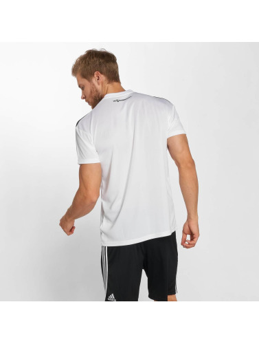 Adidas Performance Football Masculin Maillot À Domicile En Blanc Dfb