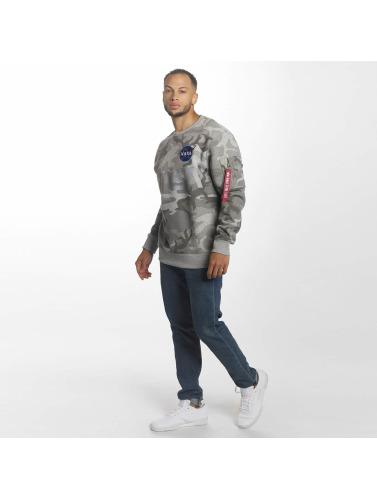 vente au rabais Les Hommes Alpha Industries En Jersey De Camouflage Nasa Réfléchissant vente meilleure vente large éventail de original Livraison gratuite sneakernews en ligne gYw92tI