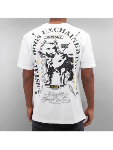 à vendre 2014 collections Amstaff Homme Galán Blanc sexy sport officiel du jeu vente acheter zVSkRRL01