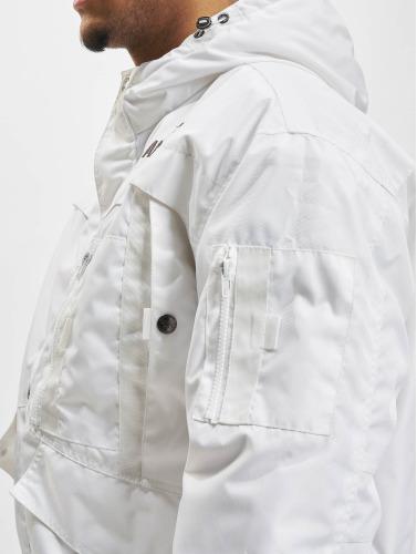 vente offres visite de sortie Amstaff Hommes Veste D'hiver En Conex Blanc BYPAslIaQk