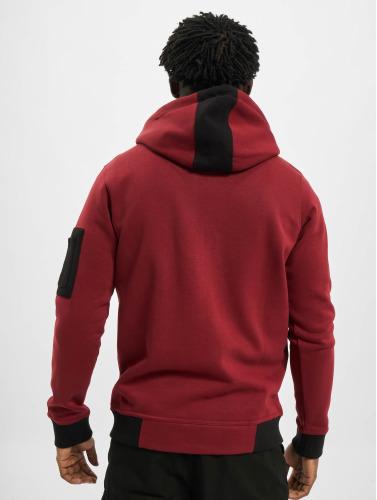 Sweat-shirts Avec Fermeture À Glissière Attaquent Les Hommes En Rouge Gijon vente 2014 Des images d'expédition vente fiable coût de dédouanement 9XTRLeV