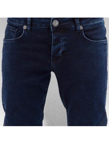 Bangastic Hommes Jeans Serrés Riches En Indigo acheter discount promotion 2014 nouveau boutique d'expédition LixFh3QVE