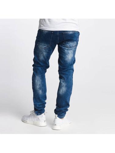 vente 100% d'origine pas cher tumblr Bangastic Jeans Serrés Armement Hommes En Bleu dernier original jeu Peu coûteux jeu gc5MynEc01
