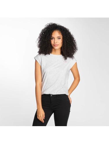 Mujeres Banc Camiseta Dos Détail Gris collections de sortie meilleur choix offres aOjYMLb6BR
