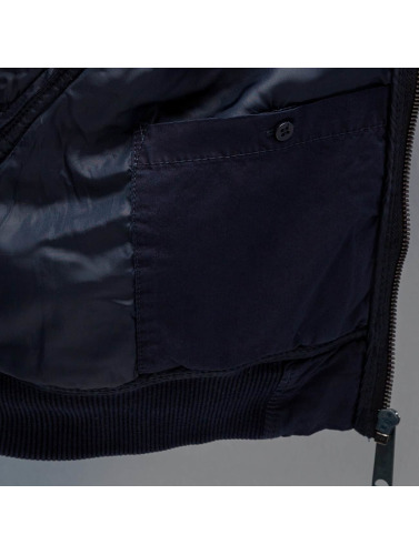 Hommes Piste Banc Blouson En Bleu pas cher véritable sortie 2015 hKPgiphd