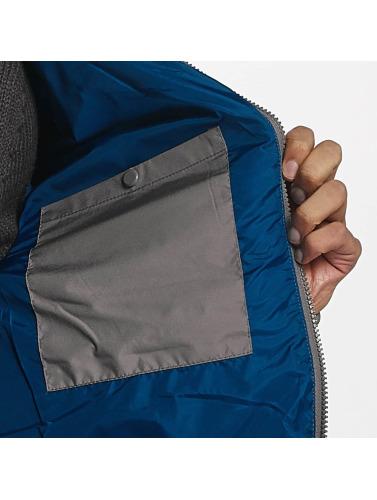 boutique pas cher designer Sports D'hiver Homme Collégien Banc Veste En Gris Vente chaude tumblr de sortie braderie chaud wQJL0ts