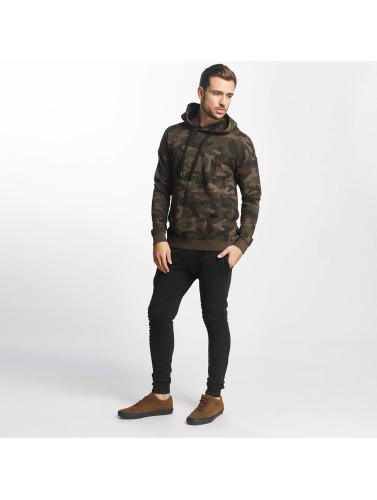 100% garanti Kaviar Hommes Noirs En Sweat-shirt De Camouflage Riwana exclusif expédition rapide vente grande vente eTgnnH5