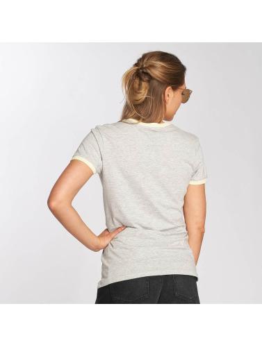 Mujeres Courageux Âme Camiseta Heureux En Gris recommander rabais JzuXS