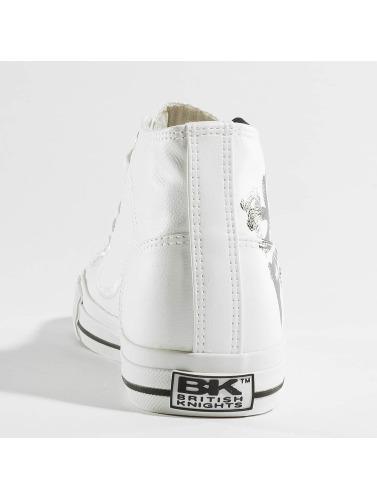 Chaussures De Sport De Chevaliers Britanniques Curseur Blanc Pu Pré-commander Footlocker Finishline ATJIiAIaT