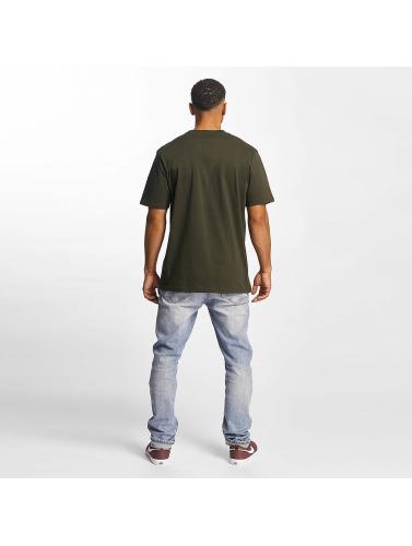 Carhartt Wip Hombres Base De Camiseta À Oliva amazone à vendre sites à vendre amazone jeu fbWYtsc52