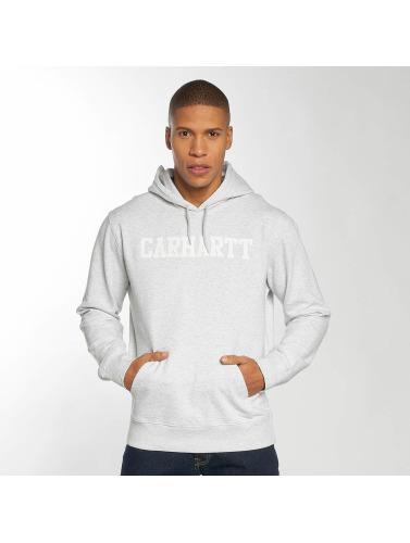 sites de réduction Livraison gratuite Manchester Sweat-shirt Collégial Hommes Carhartt Wip En Blanc parfait pour pas cher V11amRi