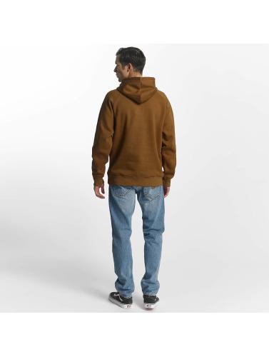 jeu en Chine Wip Sweat-shirt Hommes Carhartt Wip Dans Chase Brune Mastercard en ligne vente Footaction achat en ligne TCVSKl