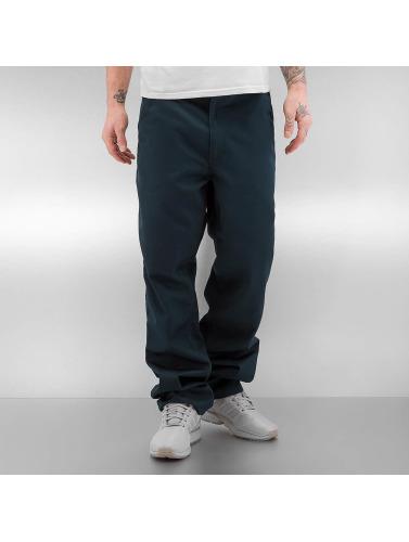 Carhartt Wip Hommes Denison En Jeans Baggy Bleu