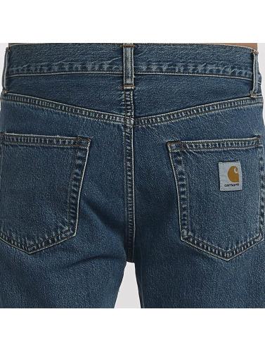 Wip Droites Pontiac Jeans Droites Carhartt Hommes En Milton Bleu Jeans wOqxavH