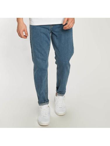 grosses soldes réal Jeans Droites Hommes Carhartt Wip En Bleu Milton Newel R6OOXs3Wyn