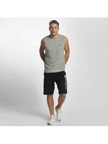 eastbay en ligne le plus récent Athlétisme Champion Hombres Sans Manches Camiseta En Gris aH08U