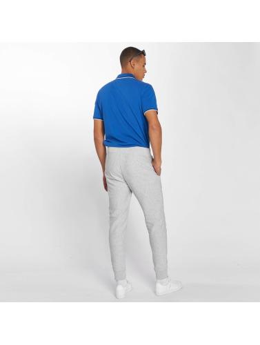 recommander Athlétisme Champion Hombres Camiseta Polo Authentique Vêtements De Sport Dans Azul acheter discount promotion 75utWWKly