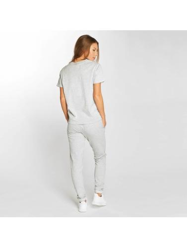 choisir un meilleur pas cher authentique Champion Mujeres Camiseta Scénario Classique En Gris qeRt7gLUR