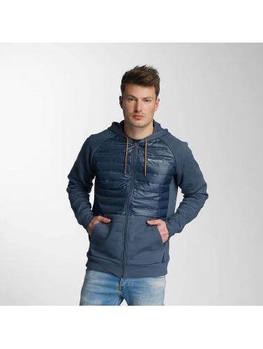 Colombie Zip Pulls Molletonnés Hommes En Bleu Comfort Nord populaire en ligne réduction excellente RWv0J0Tw