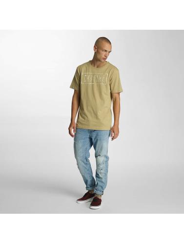 Cyprime Hombres Camiseta Cérium Dans Beis vente authentique juokXi