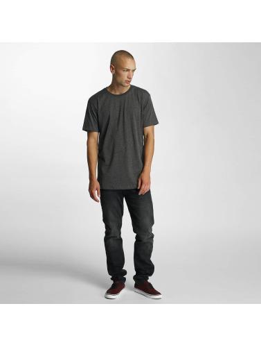 Cyprime Hombres Camiseta Coton Organique Basique En Gris achats en ligne IwkGOBhqU