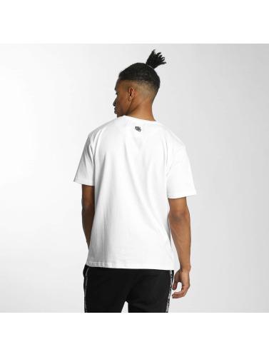 Dngrs Dangereux Hombres Sneaker Camiseta En Blanco professionnel gratuit d'expédition OEHDXu