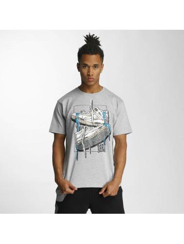 rabais moins cher drop shipping Dngrs Dangereux Hombres Sneaker Camiseta En Gris réduction Nice approvisionnement en vente vente ebay as6UVtA
