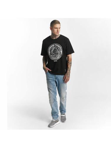 Dngrs Dangereux Hombres Ville Course Camiseta Illuminati Negro remises en ligne choisir un meilleur boutique pour vendre Footlocker pas cher XFfNWOd5WS