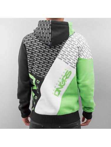 Dngrs Hommes Dangereux Logo Sweat-shirt Vert recommander pas cher dédouanement bas prix visite rabais combien à vendre 2zWtwJeO