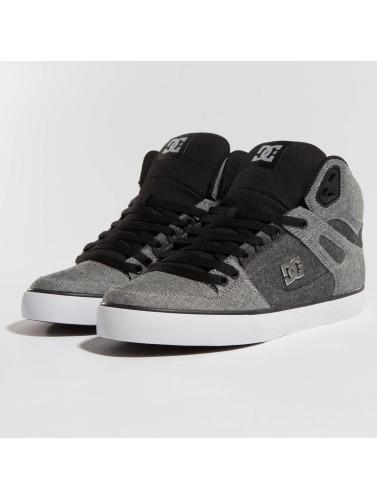 Hommes Dc Sneakers High-top Pur Tx Est En Gris parfait 5fpcX