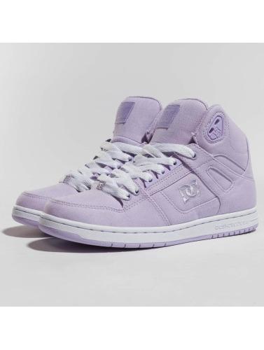 jeu profiter Femmes Dc Sneakers High-top Tx Pur En Violet magasin de LIQUIDATION Livraison gratuite qualité pas cher fiable fFVKZ